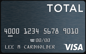 Total Visa Card for MyCCPay